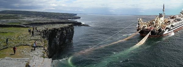 Super Trawler Nets Inishmore - waterfordwhispersnews.com