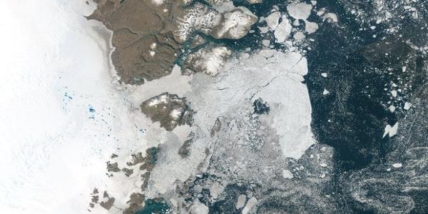 Zachariae Isstrom glacier - © Christoph Horman/imagico.de